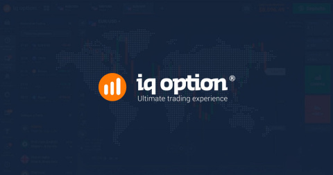 IQ Option financial trading platform