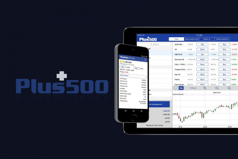 Plus500 trading platform for Forex, CFD, binary options